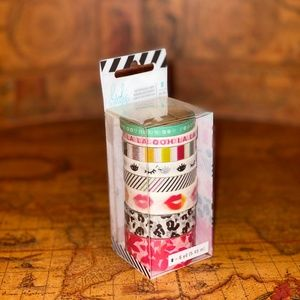 Color Fresh Washi Tape Memory Planner Heidi Sw